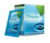 cliradex for blepharitis, if in doubt use Cliradex