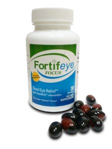 Fortifeye Focus helps inflamed lid margins.