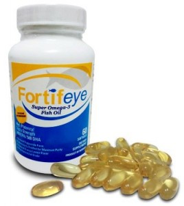 Fortifeye Super Omega for blepharitis