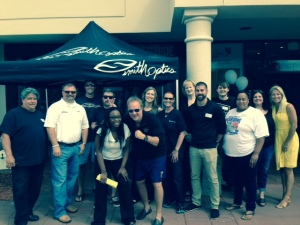Gainesville Lange Eye Care Back to School Bash